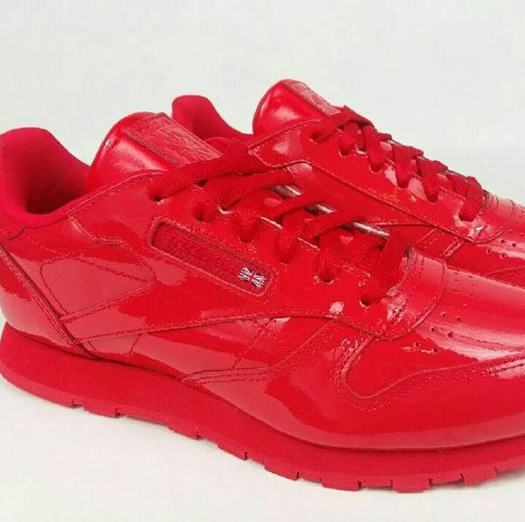 Adelaida Productos lácteos Vislumbrar  Reebok Shoes | Nwt Reebok Classic Patent Leather Shoes | Poshmark